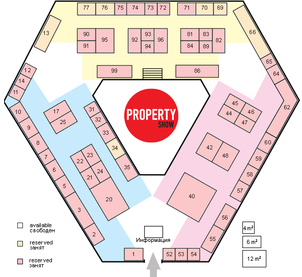 Stand Plan
